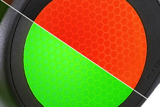 Reflektor-Sticker