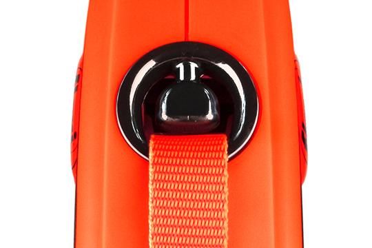 Fettuccia estremamente robusta [ flexi® X11-Tape ] e sistema di guida della fettuccia